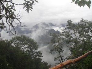 Inca Trail Scenery