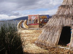 Floating Islands, Lake Titicaca