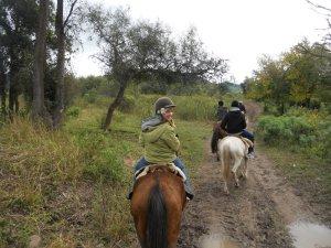 Horse riding in Salta